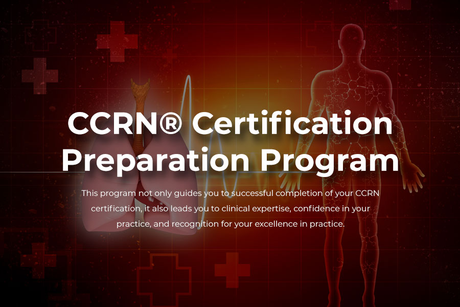 CCRN® Certification Preparation Course